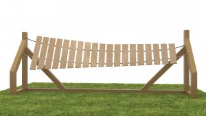 Drvena harmonika